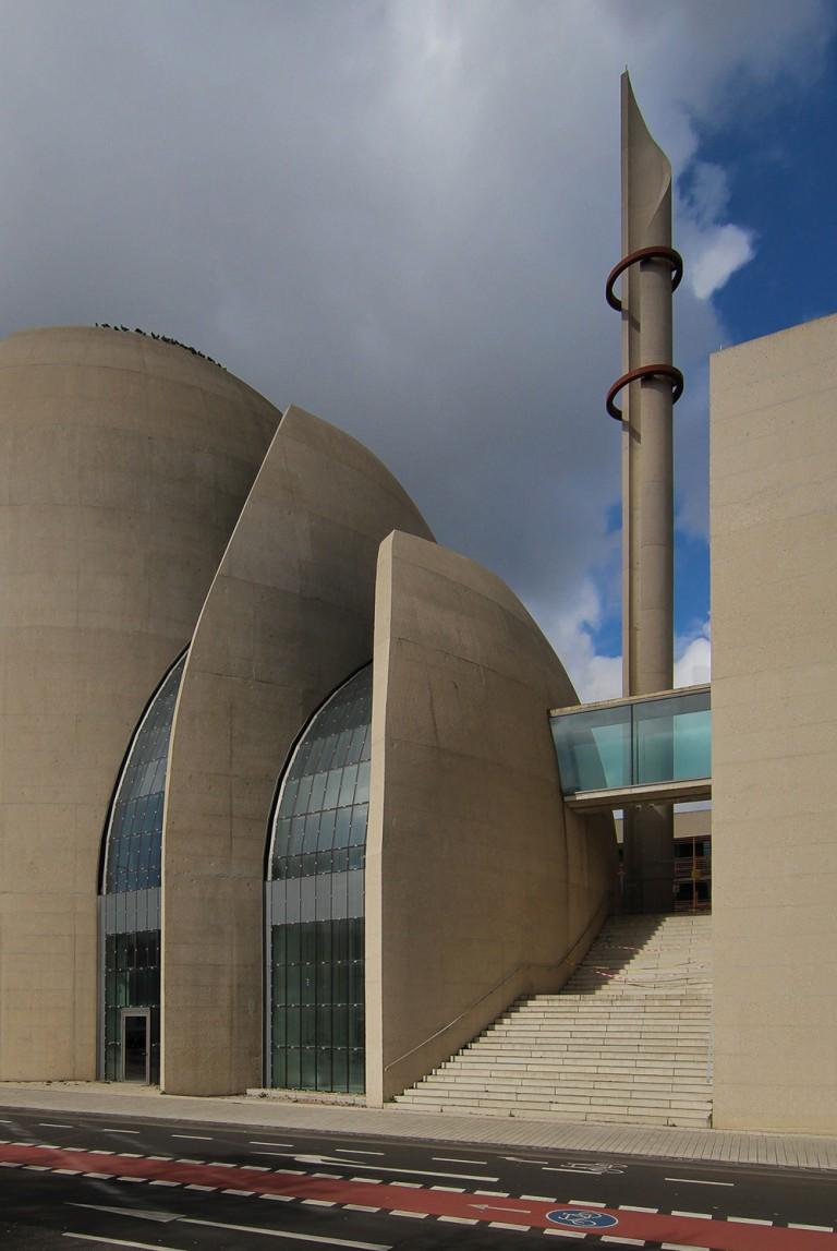 boehmarchitektur Islamisches Kulturzentrum, Köln