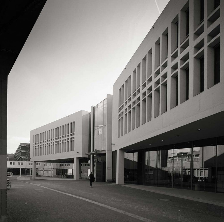 boehmarchitektur Seminargebäude Universität zu Köln, Köln