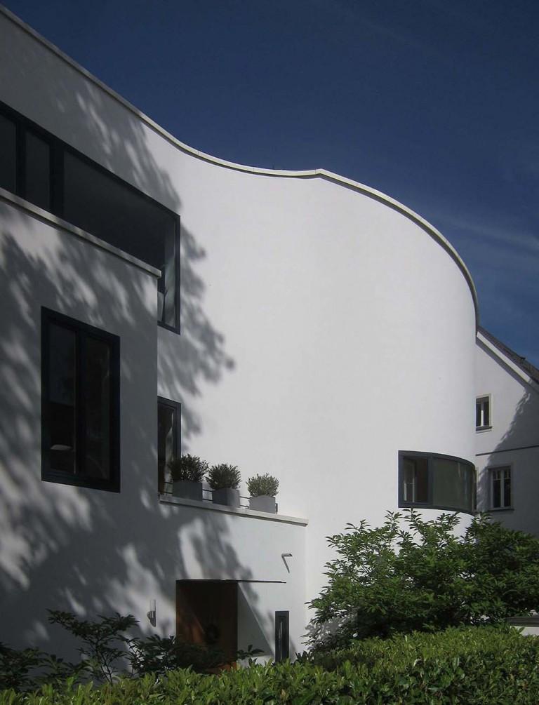 boehmarchitektur Zweifamilienhaus, Köln