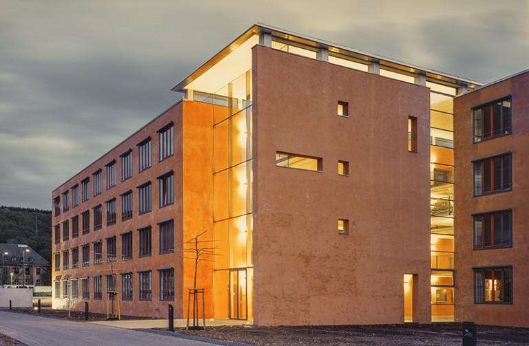 boehmarchitektur Arbeitsamt, Trier
