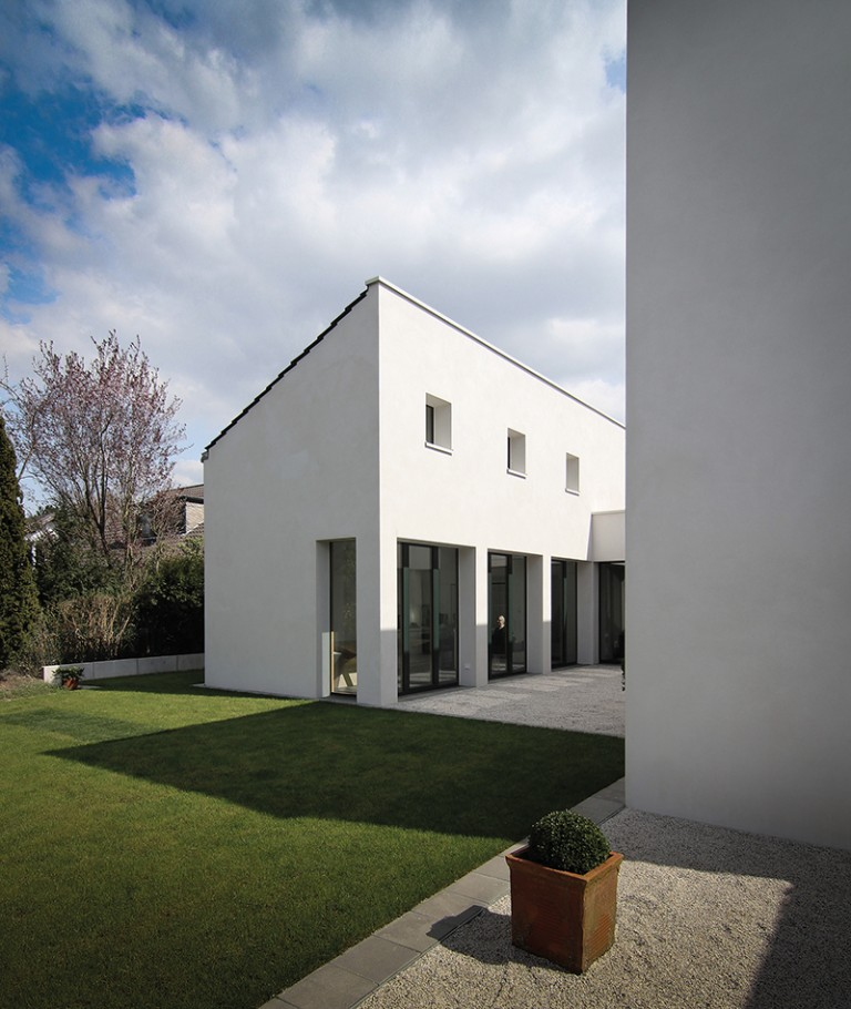 boehmarchitektur Wohnhaus, Bonn